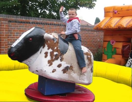 rodeo similatörü