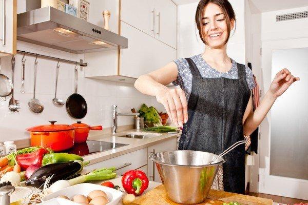 evde yemek üretmek