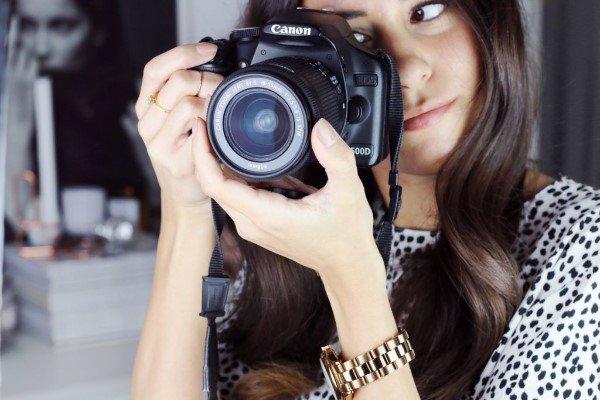 dslr fotoğraf makinesi
