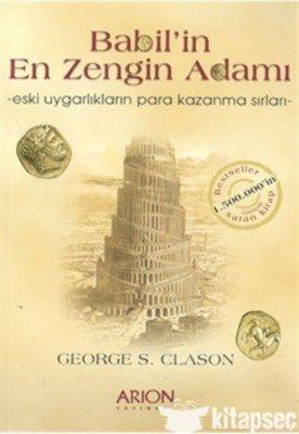Babil'in En Zengin Adamı- George S. Clason- Kişisel Gelişim Kitapları