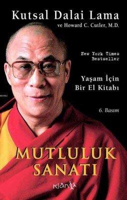 Mutluluk Sanatı - Dalai Lama - Kişisel Gelişim Kitapları