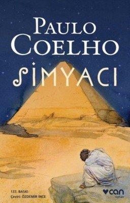 Simyacı - Paulo Coelho- Kişisel Gelişim Kitapları