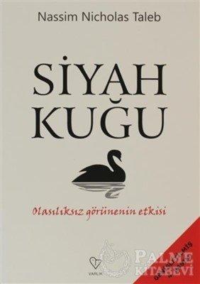 Siyah Kuğu - Nassim Nicholas Taleb - Kişisel Gelişim Kitapları