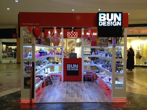 BunDesign mağazası
