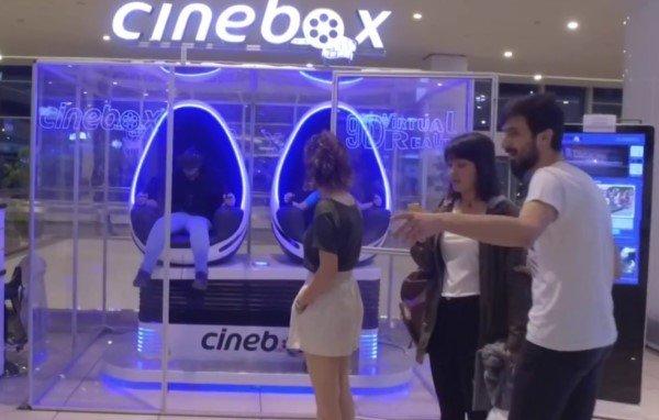 Cinebox vr bayilik fırsatı - Bayilik Veren Firmalar 2018