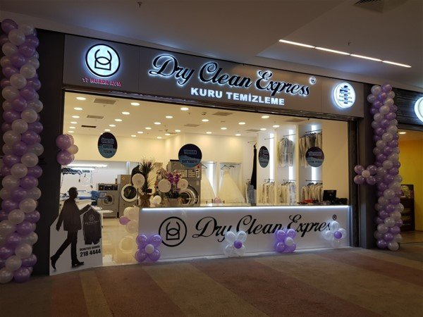 Dry&Clean Express Kuru Temizleme Bayiliği