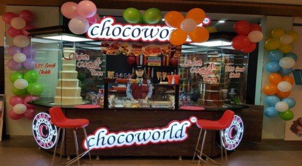 chocoworld çikolata bayilik fırsatı