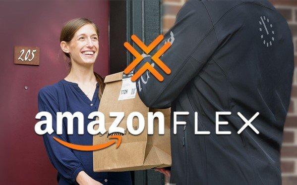 Amazon Flex Sistemi