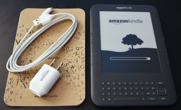 Amazon Kindle Book